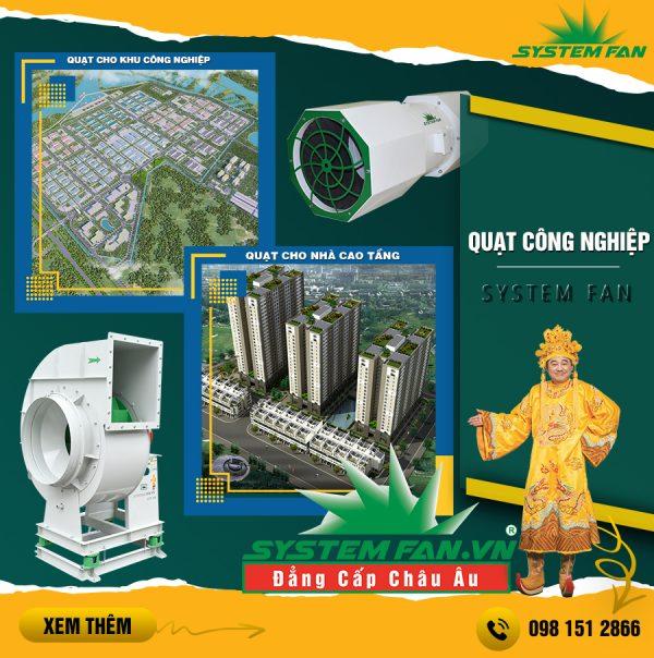 quat hut cong nghiep