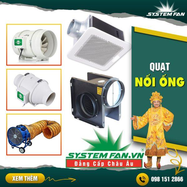 quat noi ong systemfan